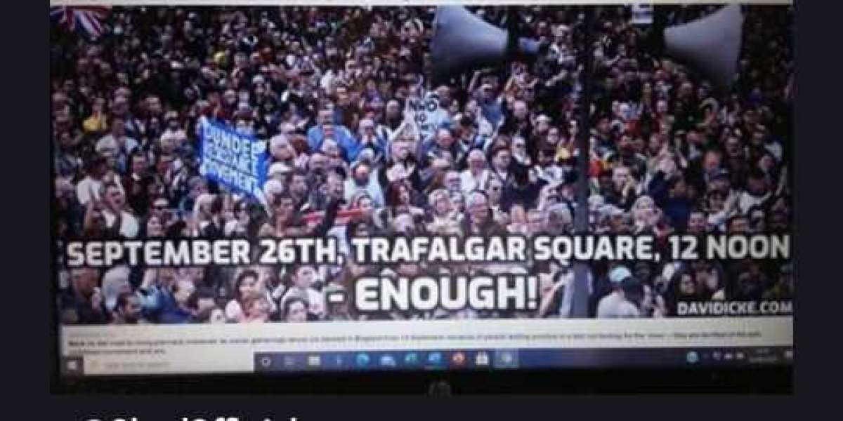 Trafalgar Square 26/9/20