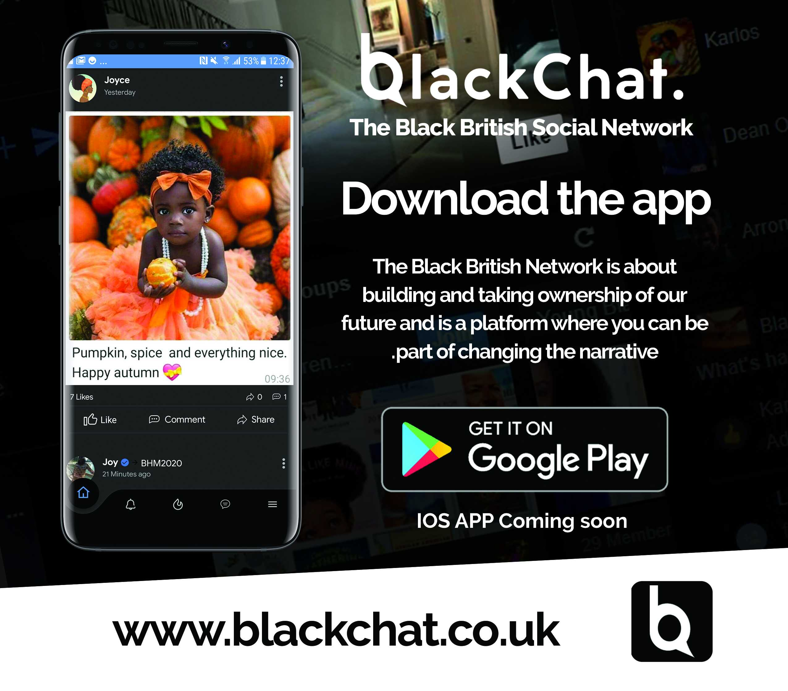 Download Black Chat Android App