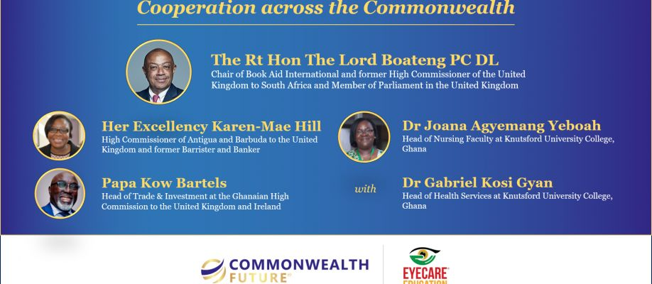 Cooperation across the Commonwealth with Lord Boateng and Special Guests Cover Image