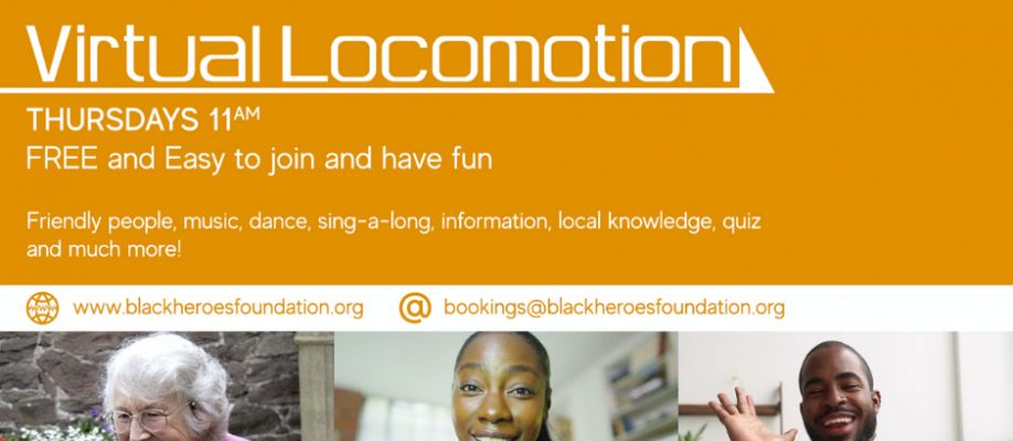 FREE  Virtual Locomotion in your Living Room. Today's guest is Diane Abbott Cover Image