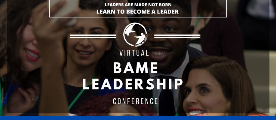 BAME Leadership Conference - Tackling the elephant in the room Cover Image