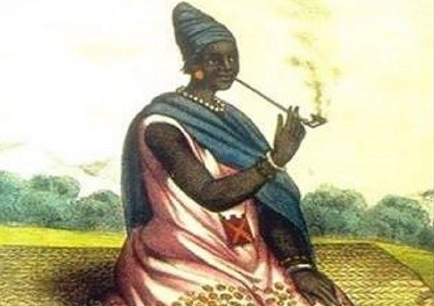 The last queen of Senegal who fought off the French, Arabs and Moors