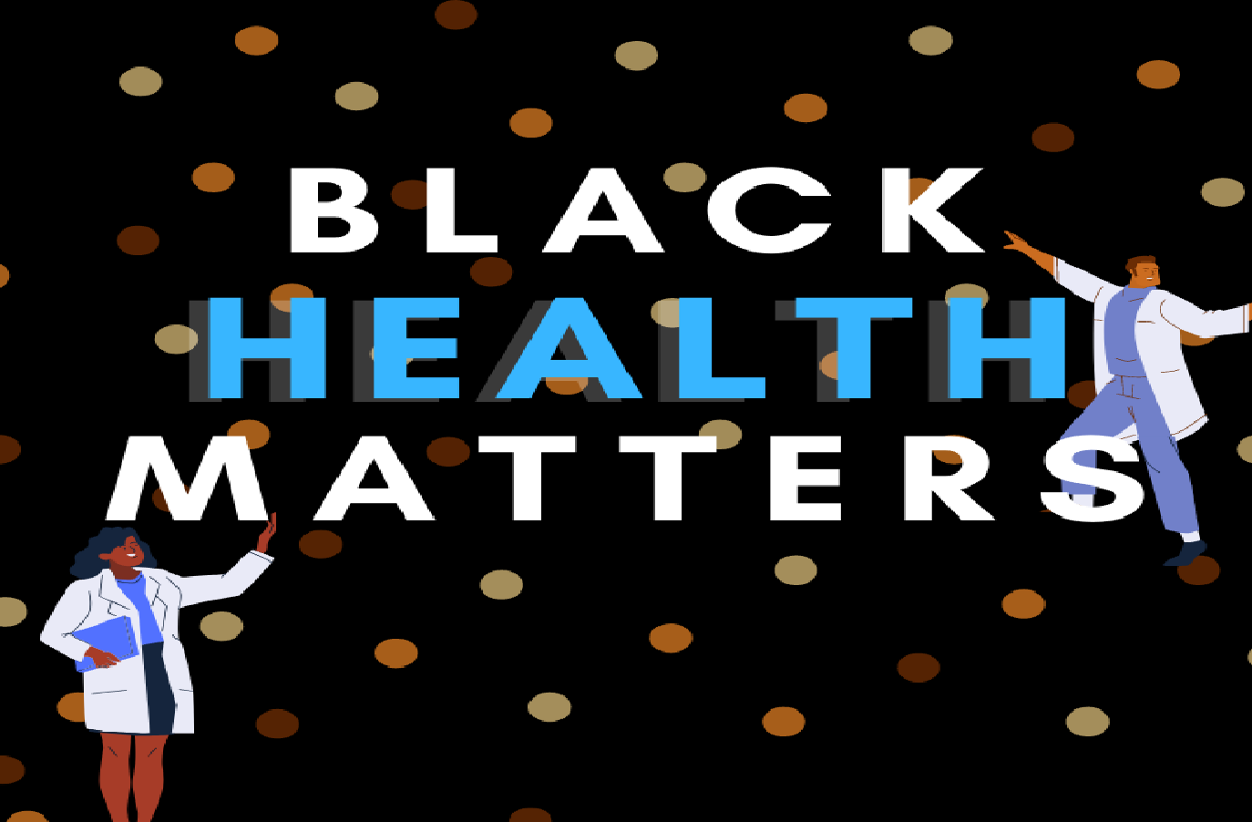 Black Health Matters Cover Image