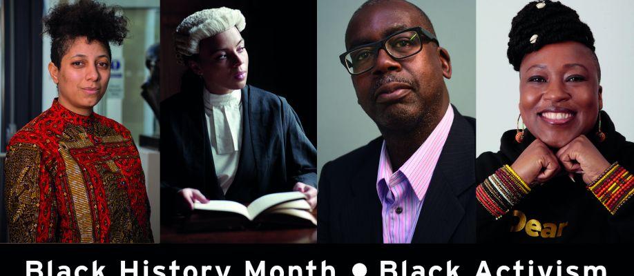 THRIVE Hachette's Black History Month - Black Activism Cover Image
