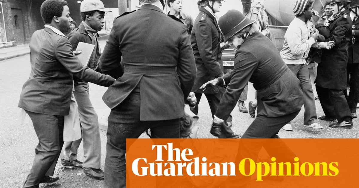 Black people will not be respected until our history is respected | Benjamin Zephaniah | Opinion | The Guardian