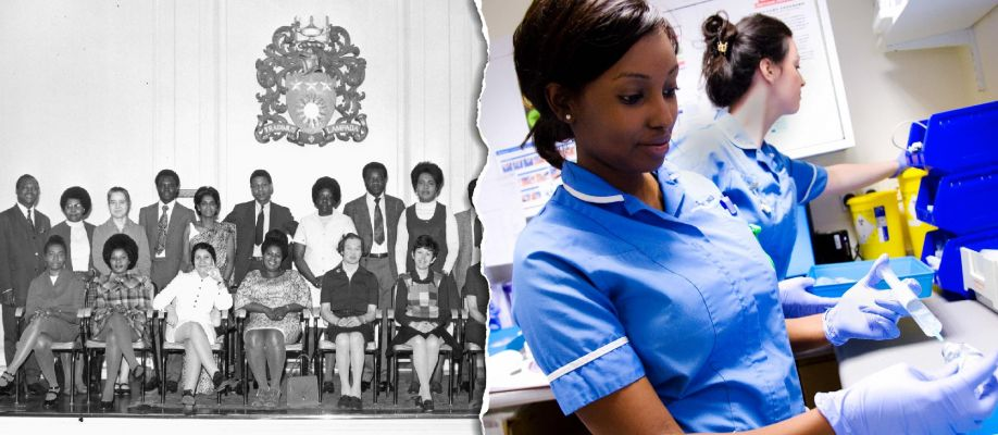 Nursing Whilst Black: Is history still with us?
