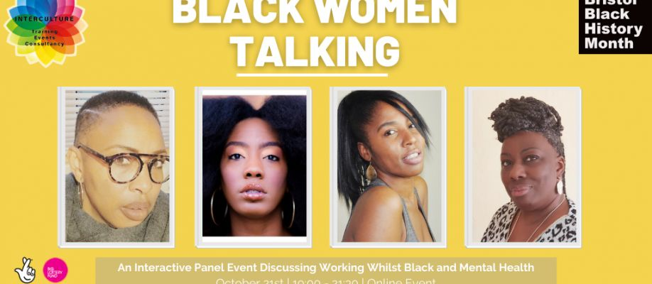 Black Women Talking Cover Image