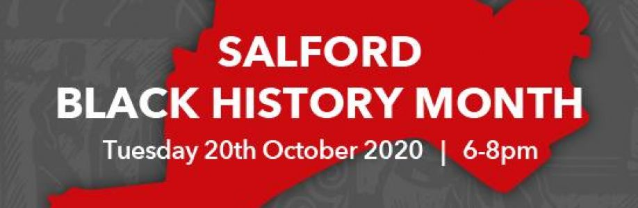 Salford Black History Month 2020 Cover Image