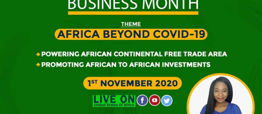 African Business Month Conference Cover Image