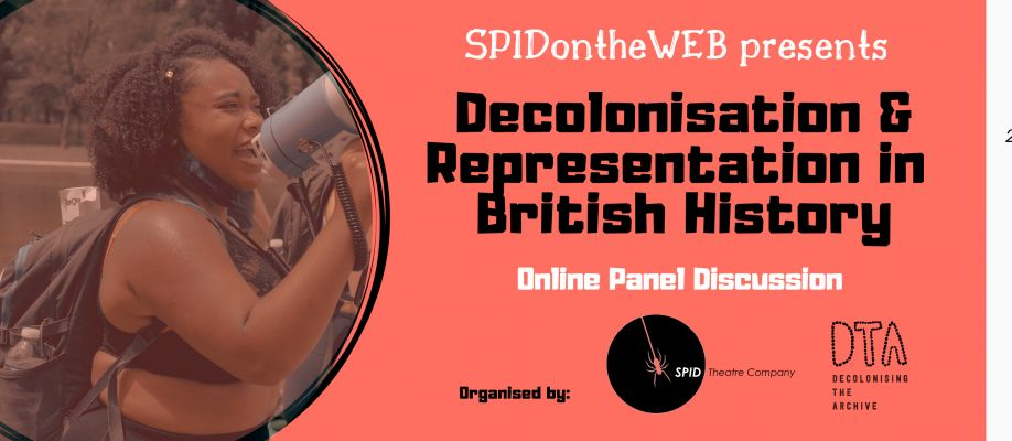 Decolonisation and Representation in British History: Panel Discussion Cover Image