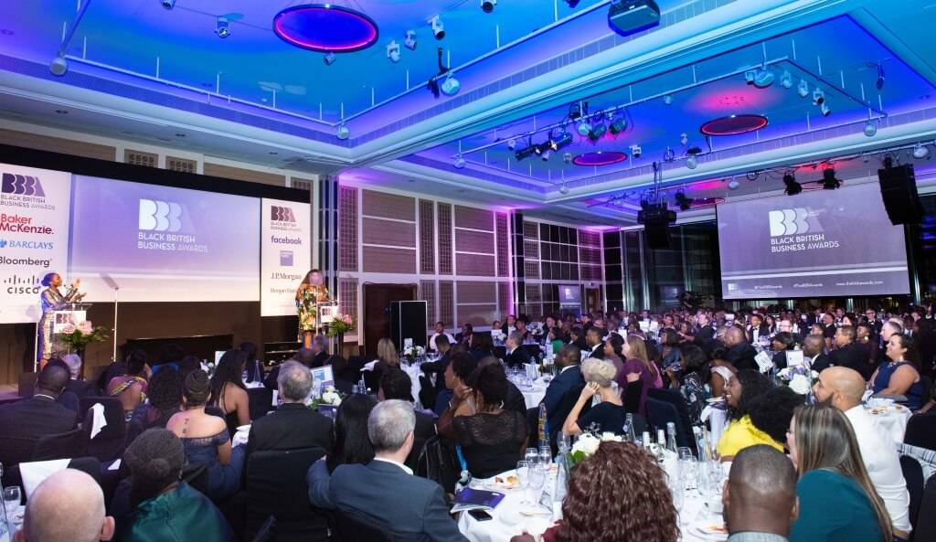WINNERS ANNOUNCED AT THE BLACK BRITISH BUSINESS AWARDS 2020 - blacknet