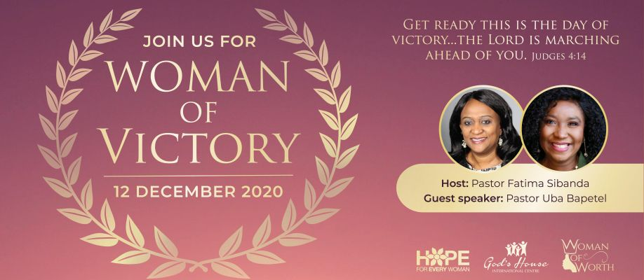 Woman of Victory Cover Image