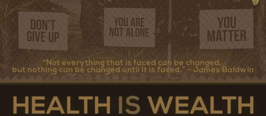 Health is Wealth: Mental Health in the Black Community