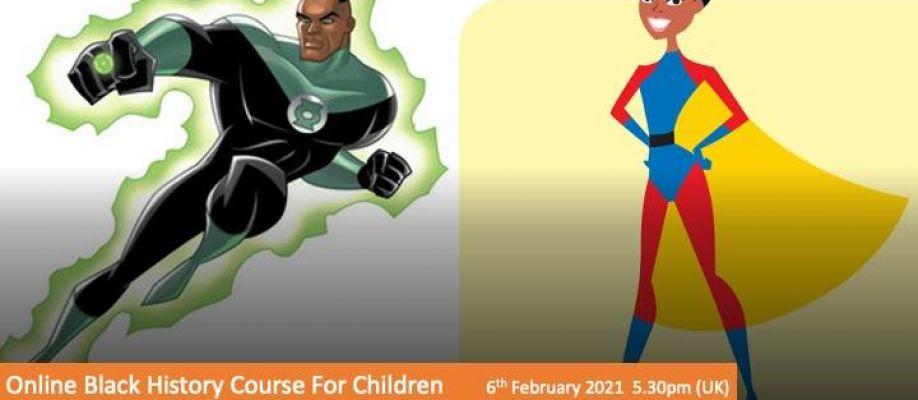 Online Black History for Children