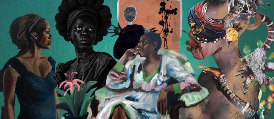 ENVISIONING BLACK WOMANHOOD IN ART AND POETRY