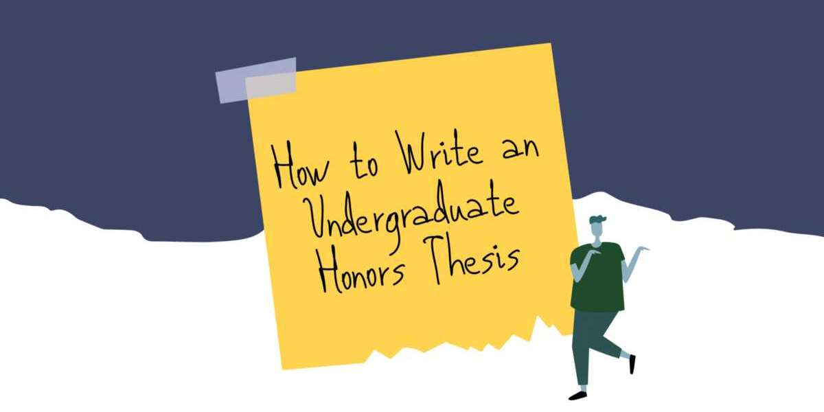 Writing A Thesis For Undergraduates