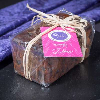 Gluten-Free 35% Caribbean Rum Cake - Doux Profile Picture