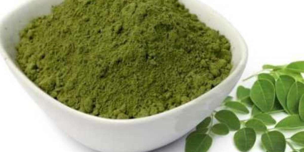 Moringa Tea For Health