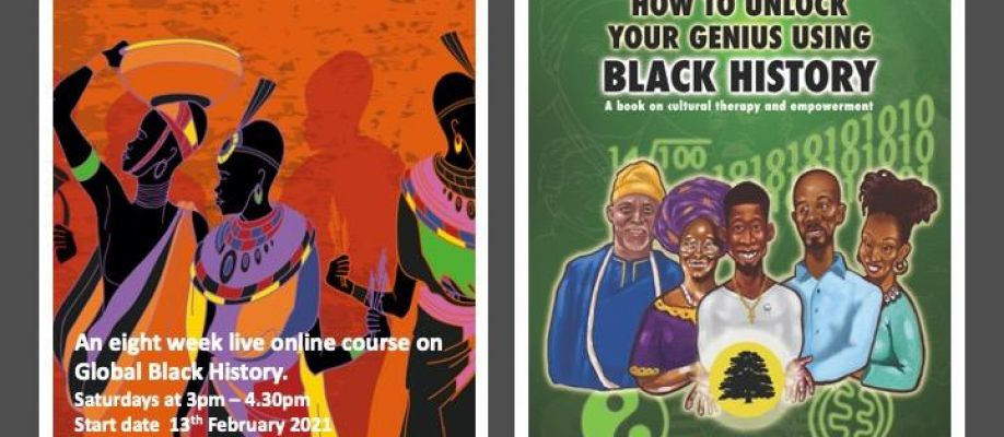 Online Black History Course for Adults