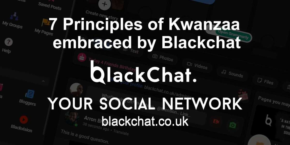Learn the 7 Powerful Principles of Kwanzaa embraced by Blackchat