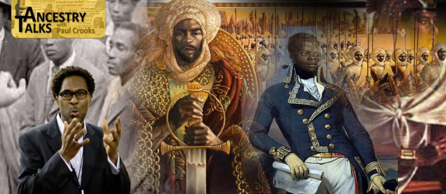 Black History for Beginners – To Britain From Africa Via The Caribbean