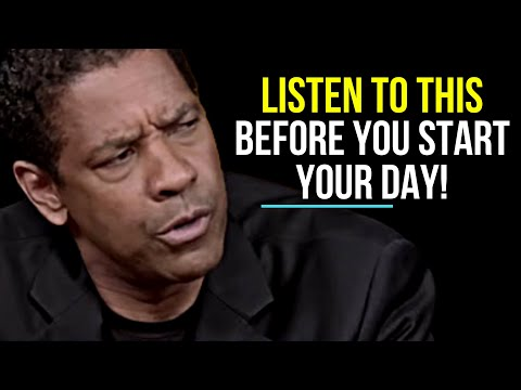 10 Minutes to Start Your Day Right! - MORNING MOTIVATION | Motivational Speech 2020