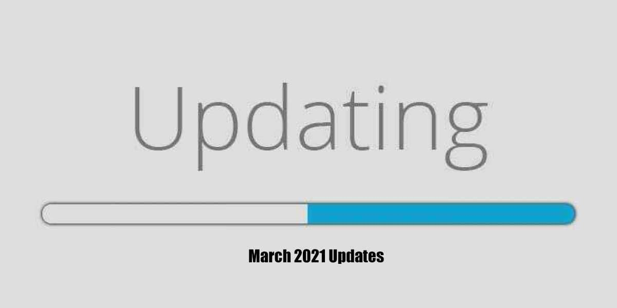 Blackchat March Update 2021