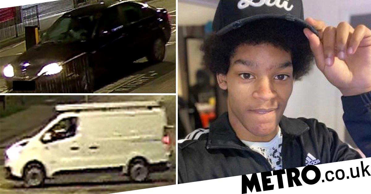Boy, 16, driven at and chased by four before being stabbed to death | Metro News