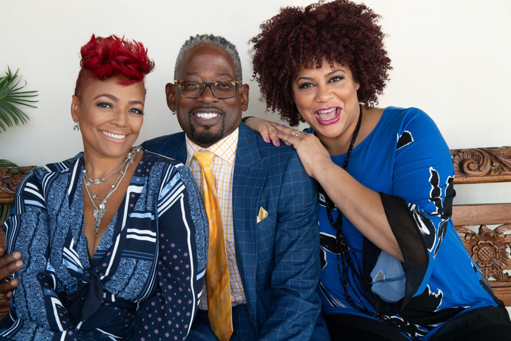 Kim Fields Talks 'Living Single' Reboot, Doing Final Season Without T.C. Carson - SHADOW & ACT