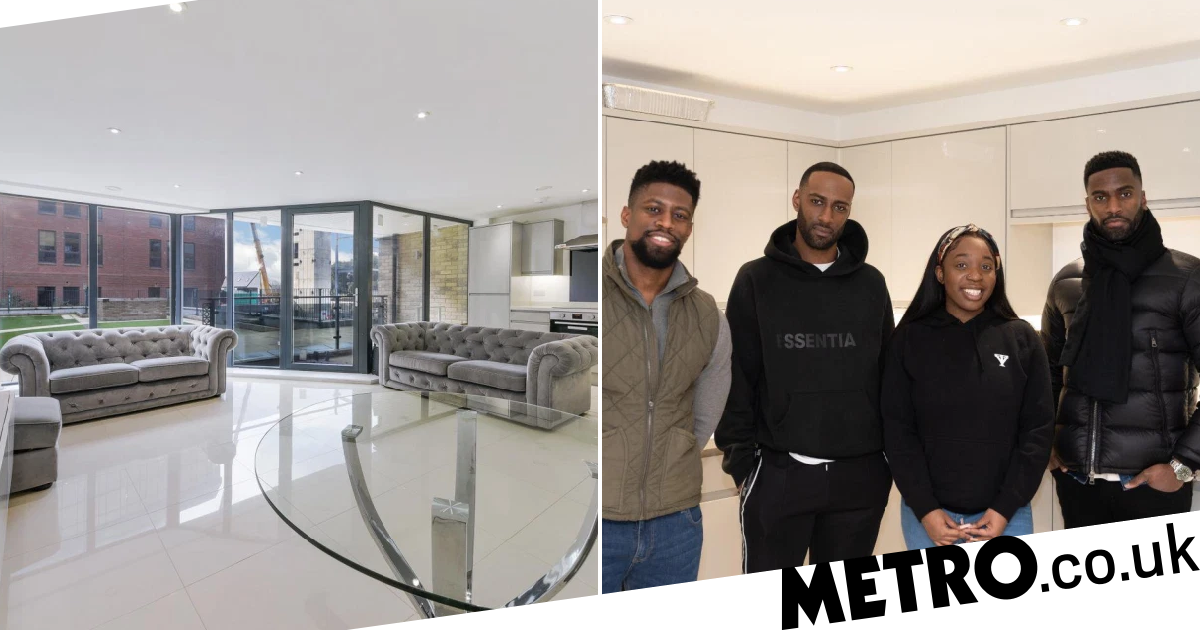 Graduate wins luxury £290,000 apartment for £2 in a property raffle | Metro News