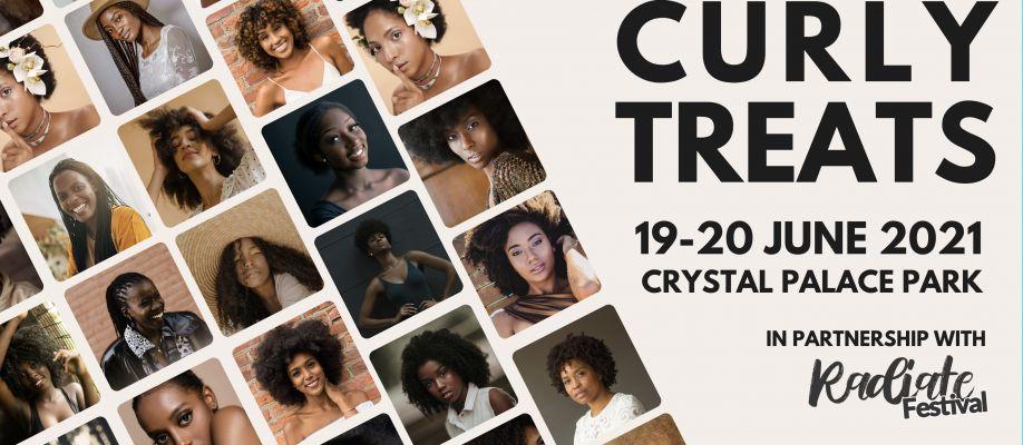 CURLYTREATS  Empowering Black Women & Girls To Celebrate Their Natural Hair