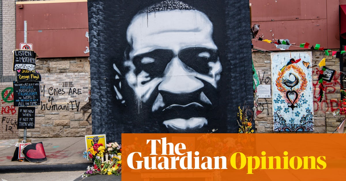 To survive in America as a Black man, make yourself small | Marlon James | The Guardian