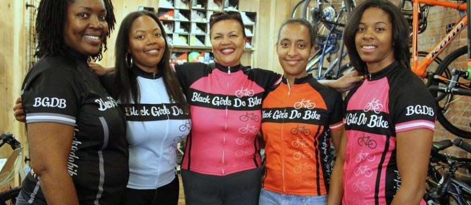 Black Girls Do Bike - Meet Up - Finsbury Park to Alexander Palace