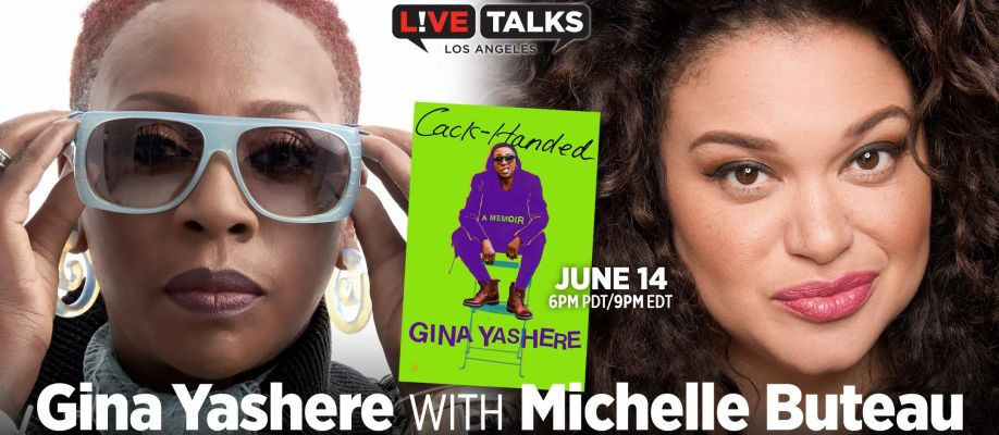 Gina Yashere in conversation with MichelleButeau