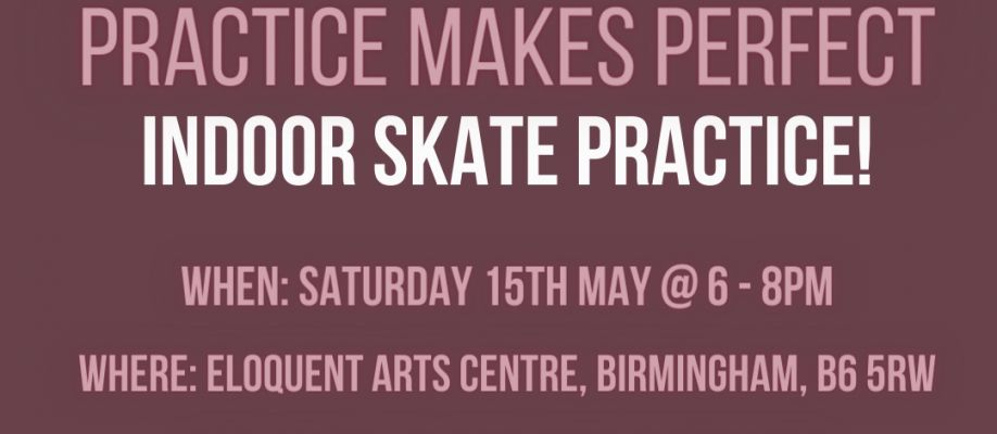 Black Women Skate - Practice Makes Perfect
