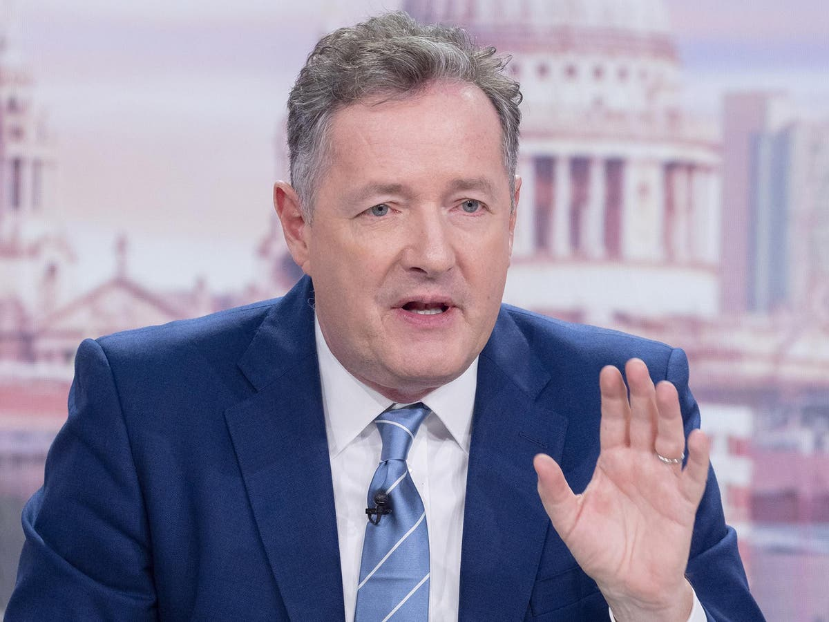 Piers Morgan says Simone Biles' withdrawal from Olympics final on mental health grounds is a 'joke'   The Independent