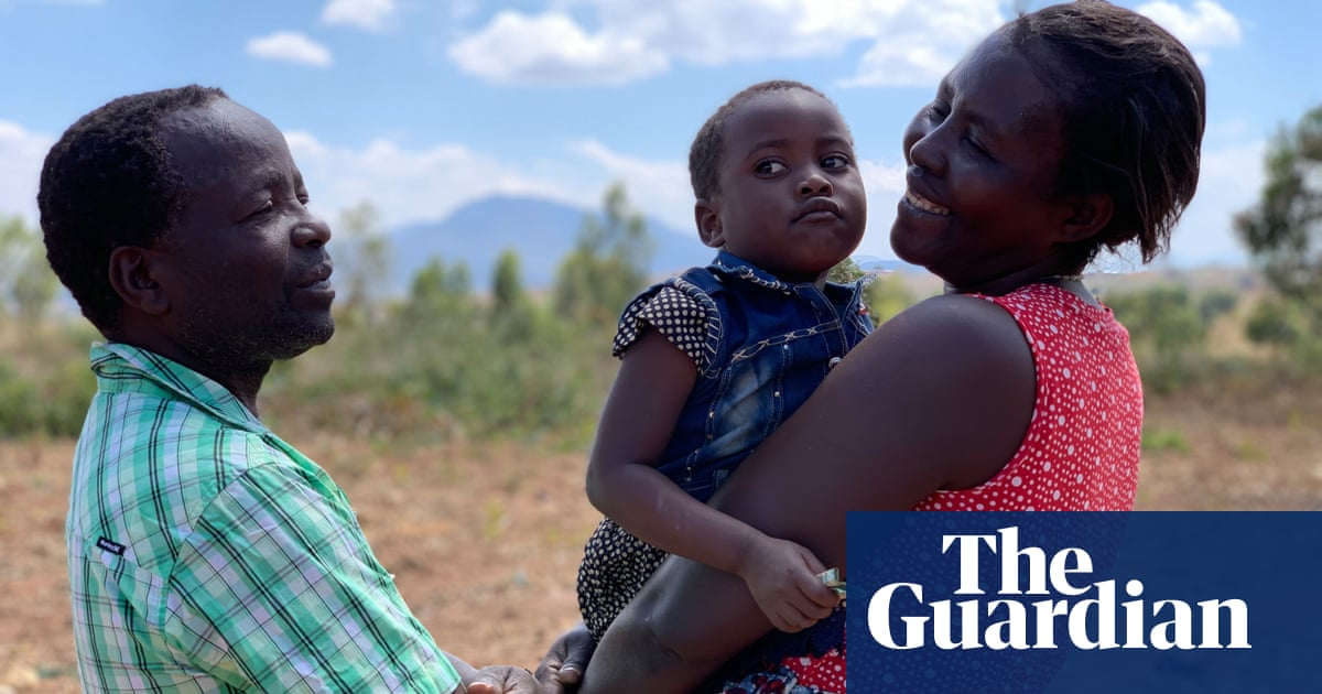 A Malawian farmer visiting the US wants to know: 'Why not do more on the climate crisis?' | Film | The Guardian