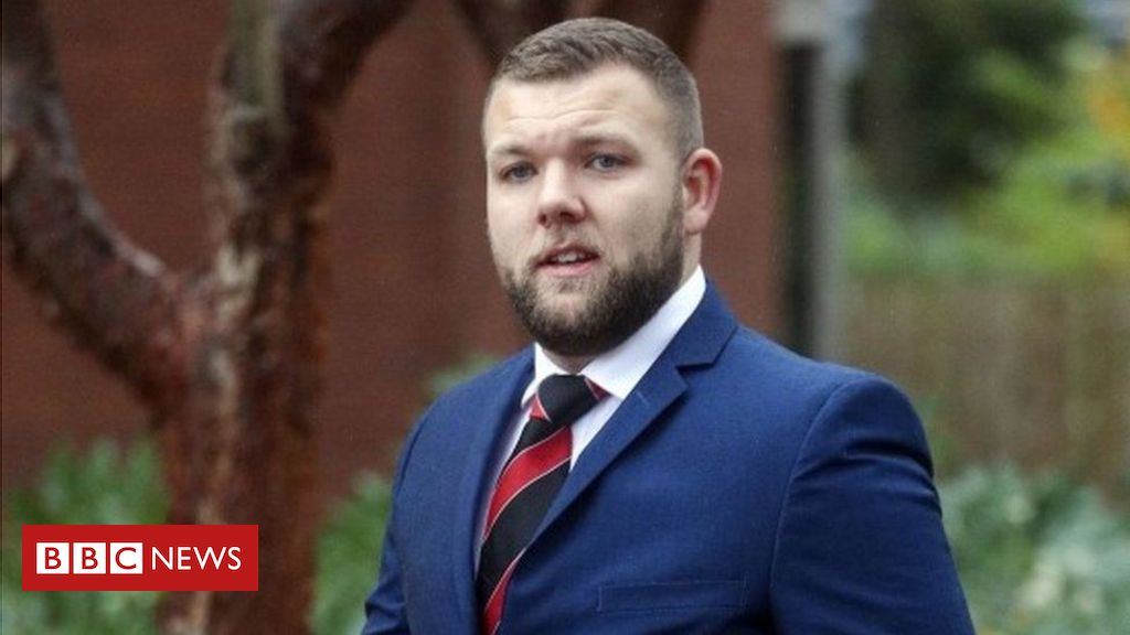 West Midlands Police officer convicted of assaults - BBC News