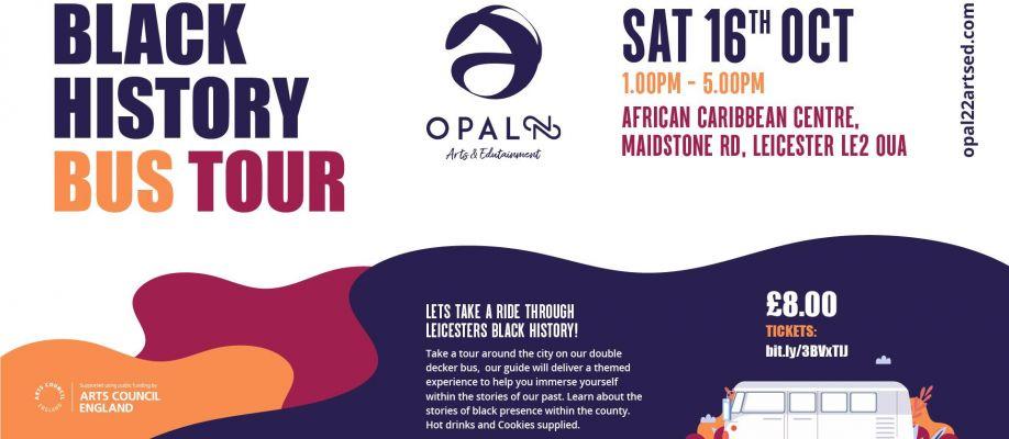 Black History Bus Tour