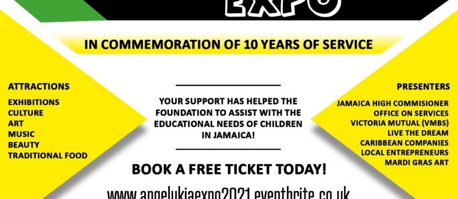 Angel Foundation Community Expo and 10 Year celebration